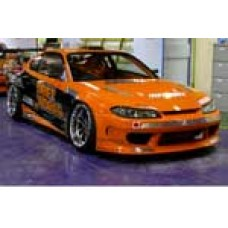 Nissan S15 Polycarbonate Window Kit